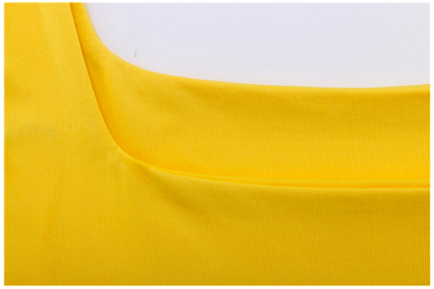 Nathy Yellow Bodycon Dress