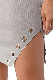 Brittany Eyelet Sweater Dress
